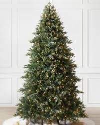 pre lit christmas tree easy pre lit artificial christmas trees balsam hill