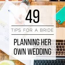 things to plan for a wedding how to plan your own wedding brides