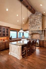 stone tile kitchen floor google search floors pinterest