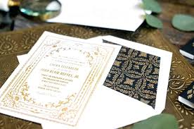 wedding invitations gold coast wedding invitations gold inovamarketing co