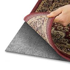 Felt Area Rugs Area Rug Pad With Grip Tight Technology 9x12 Non