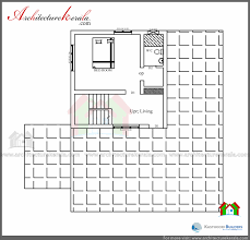 square feet house plan and elevation architecture kerala first floor plan
