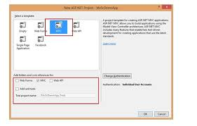 asp net mvc 5 new features codeproject