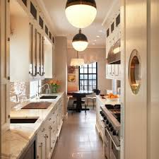 Galley Kitchen Designs Pictures by 24 Best Galley Kitchens Images On Pinterest Ideas Architecture