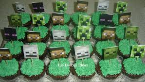 minecraft cupcakes ideas 109115 minecraft cupcakes