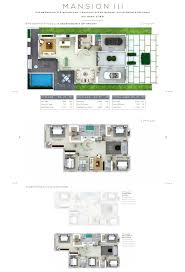 Floor Plans Mansions by Million And Up Floor Plans Floor Plans The Mansion At Doral