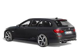 video bmw 5 series touring f11 benefits from ac schnitzer tuning