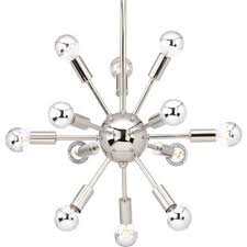 Sputnik Ceiling Light Sputnik Chandeliers You Ll Wayfair