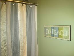 stylish beach themed shower curtains decoration u2014 bed and shower