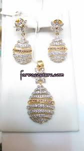 gold set in pakistan jewellery locket sets 2014 fashion designer