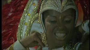 carnival dance costume brazil sd stock video footage