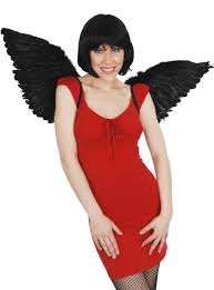 angel wings halloween black angel costume wings large feather fallen angel costume wings