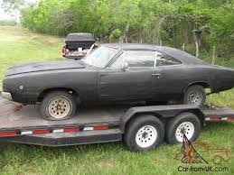 69 dodge charger parts for sale dodge charger rt project car deal