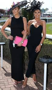 chester ladies u0027 day racegoers make the most of the relaxed dress