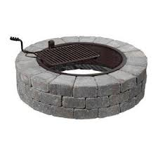 Fire Pit Kits For Sale by Fire Pits Outdoor Heating The Home Depot