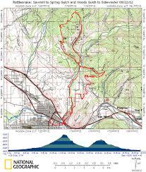 Highway Map Of Montana by Trails Missoula Montana
