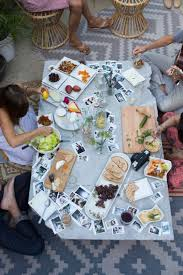 Urban Table Menu On The Menu Backyard Party Recipes Urban Outfitters Blog