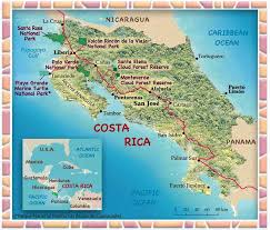geographical map of guatemala costa rica show me the monkeys canadian geographic