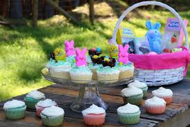 Simple Easter Cupcake Decorations by Semi Homemade Easter Cupcakes With Maddie Bakes Fantastic Mrs Mom