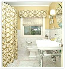 window treatment ideas for bathroom miscellaneous bathroom window treatments interior decoration