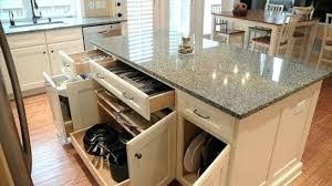 kitchen island storage cabinet kitchen island with drawers and cabinets ignaciozori me