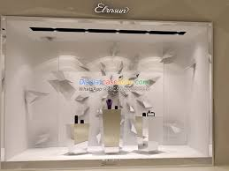 wholesale simple style store display ideas jewelry display