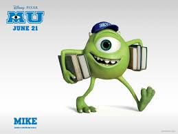 monsters university flag wallpaper
