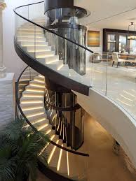 Contemporary Handrails Interior Best 25 Contemporary Stairs Ideas On Pinterest Stairs Stair