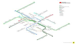 Green Line Map Boston by Transit Maps