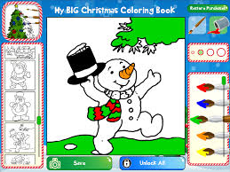 big christmas coloring book android apps google play