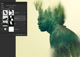 tutorial masking photoshop indonesia photoshop tutorial create a double exposure image in photoshop cc