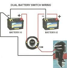 battery isolator wiring diagram u0026 dual alternator battery isolator