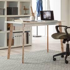 Schreibtisch Winkelkombination H Enverstellbar Büro Schreibtisch Birke Ikea Esstisch Glasplatte Innenr Ume Und