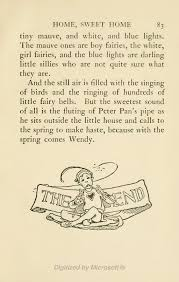 Peter Pan S Home by Page The Story Of Peter Pan Djvu 137 Wikisource The Free Online