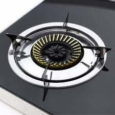 Propane Gas Cooktop Propane Gas Range Stove Deluxe 2 Burner Tempered Glass Cooktop