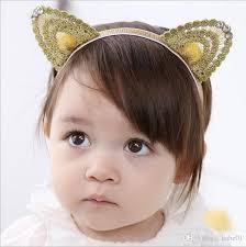 baby headwraps 2017 new korea style baby headbands bow knot baby