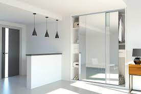 porte coulissante placard cuisine meuble cuisine avec porte coulissante great meuble cuisine haut