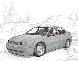 volkswagen drawing vwvortex com simple gli drawing