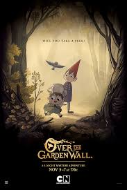 over the garden wall with patrick mchale turner creates and