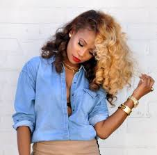 dyed weave hairstyles 22 unique colored hair combinations on black women that will blow