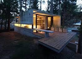 small concrete house plans unique concrete house design by bak architects