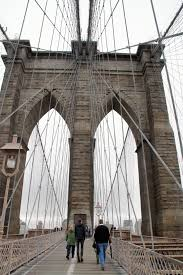 a literary and culinary trip across the brooklyn bridge new york