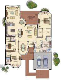 avila grande 55 house plan in valencia cove boynton beach florida