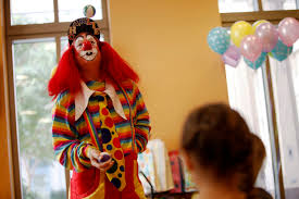 clowns for a birthday party creepy clown sensation saddens real clowns who only want to bring