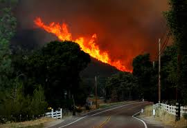 Wildfires Near Montana by Photos Of Southern California U0027s Wildfires The Atlantic