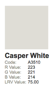 dulux casper white paint colors pinterest interior colour