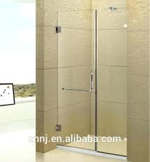 Sealing Shower Door Frame Shower Door Frame B Angle Shower With Grill In Polished Chrome