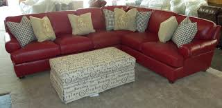 King Hickory Sofa by Barnett Furniture King Hickory Henson Sectional