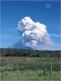 Wildfire Bc Pictures by Northern Interior British Columbia The China Nose Wildfire