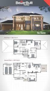 Double Story House Floor Plans The Anita Double Storey House Design 313 Sq M U2013 12 0m X 17 6m